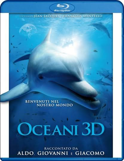 Oceani 3D (2010) ISO 3D/2D Full BluRay + DVD AVC DTS HD MA 5.1