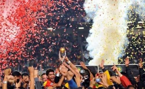 Espérance Tunis campeão