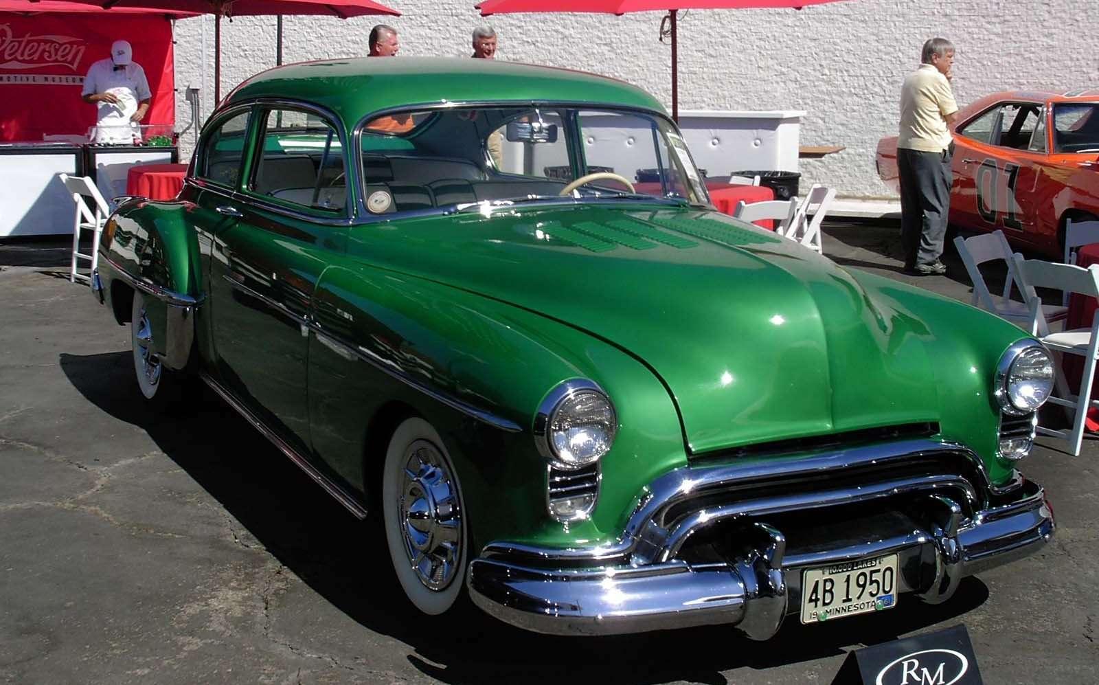 oldsmobile oldtimer