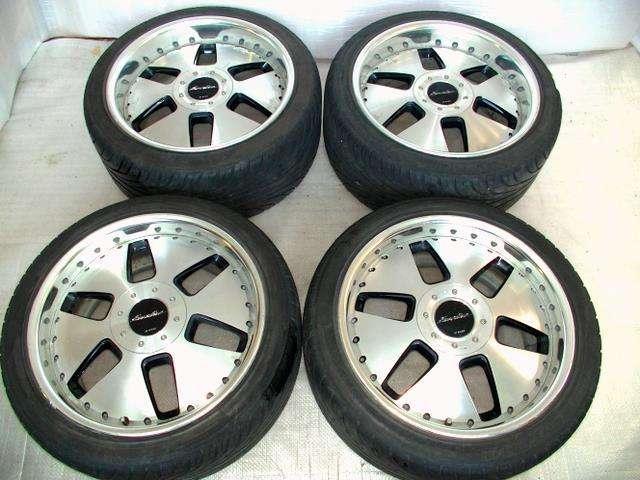 WORK EUROLINE Alloy rims wheels 18 8.5J 9.5J 5x114.3 4x114 Supra