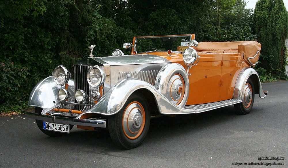 Rolls-Royce Phantom II (Star of India) | Used Daewoo Cars