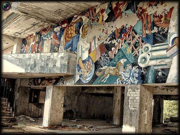 chernobyl39 - Chernobyl 25 años después
