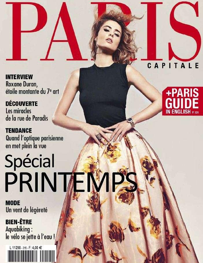 Paris Capitale N°175 Mars 2013
