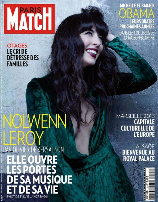Paris Match N°3320 du 03 au 09 Janvier 2013