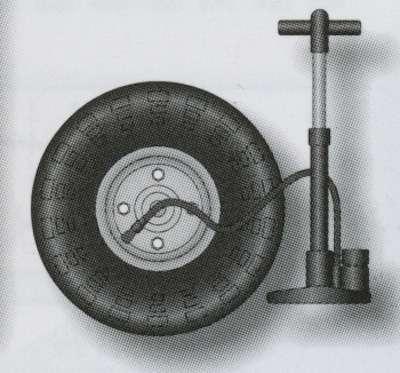 Chambre air pour roue de diable 260 x 85 mm valve for Chambre a air pour diable